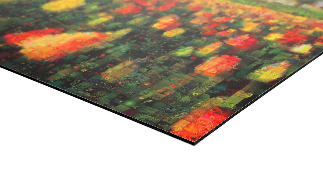 Alu-DiBond-Mosaik