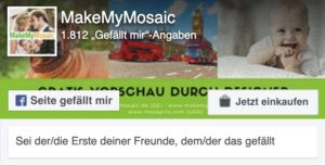 Facebook MakeMyMosaic